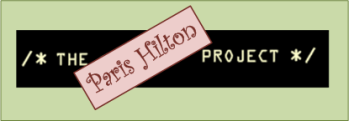 The Paris Hilton Project